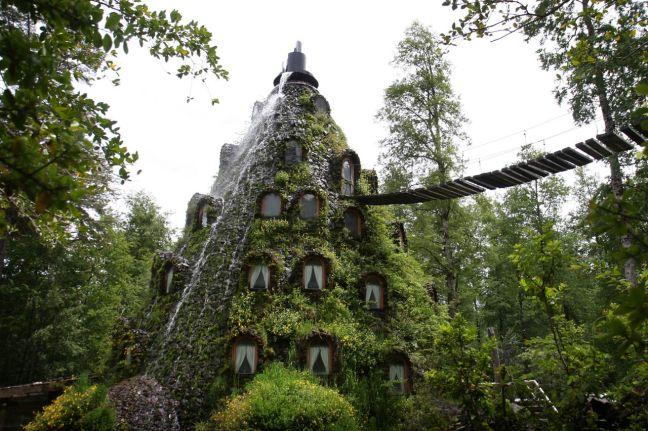 Hotel Montaña Mágica